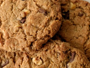 """Paleo Chocolate chip cookie recipe"""