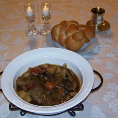 Tzimmes Slow Cooking Recipe For A Sweet New Year