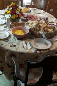 Family Food Tradition Memories