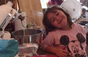 Diva Foodies Kid Chef Elaina