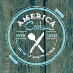 """America cooks with chefs"""