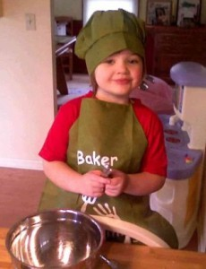 Diva Foodies Kid Chef - Janey