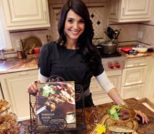 Interview With Cookbook Author Reyna Simnegar