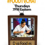 """""""#FoodTVChat"""""""