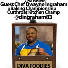 #FoodTVCHAT with Chef Dwayne Ingraham