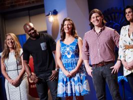 """Twitter Review #FoodNetworkStar Week 6"""