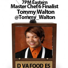 #FoodTVChat with Tommy Walton