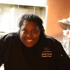 Recap #FoodTVChat with Chef Nedra Harris