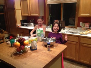 Diva Foodies Kid Chef Kiana T