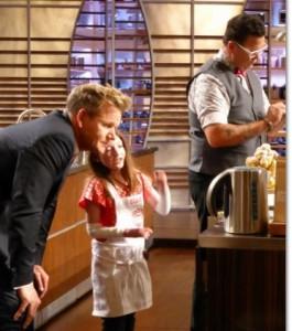 Ellie _ Diva Foodies Kid Chef _ Gordon Ramsay Graham Elliott