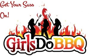 Diva Foodies _Grilling Girls Do Barbeque _logo