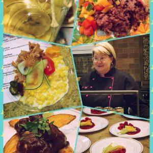 Topper RhumMelissa Pelkey-Haas Diva Foodies