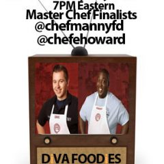 #FoodTVChat with the Firefighters of Master Chef 7