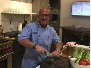 Chef Johnny Carino _ Diva Foodies