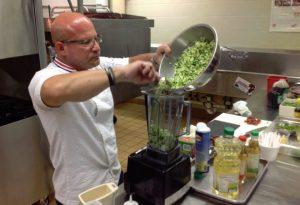 Chef Johnny Carino _ Diva Foodies