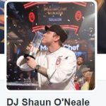 DJ Shaun O'Neil MasterChef _ Diva Foodies