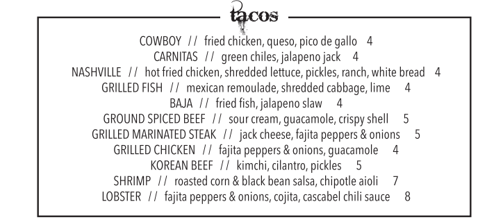 taco cowboy _diva foodies