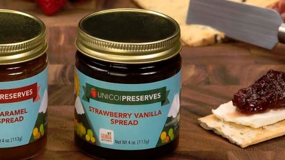 Celebrate Small Business Week With Suzy Neal of Unicoi Preserves