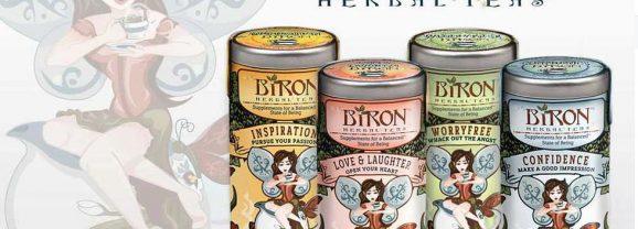 Andi Biron, Biron Herbal Teas: A Foodpreneur Interview