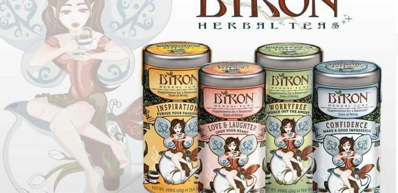 Andi Biron, Biron Herbal Teas: A Foodpreneur Interview