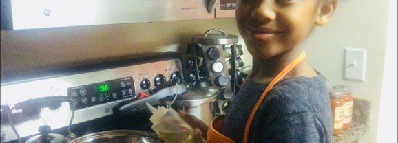 Diva Foodies Kid Chef – Brielle