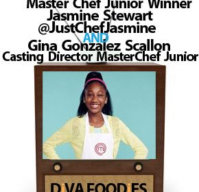 #FoodTVChat: Master Chef Junior Winner Jasmine Stewart