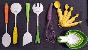 Q. D. Foodies Kitchen Tools