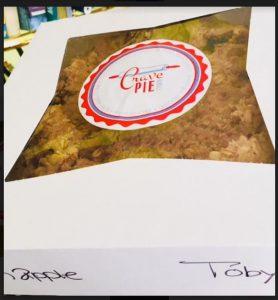Crave Pie Studio - Toby's Divalicious Pie