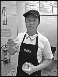 Chef SAng, Bun Mi Vietnamese Grill