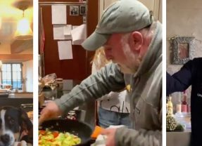 3 Celebrity Chef's Covid-19 Cooking At-Home