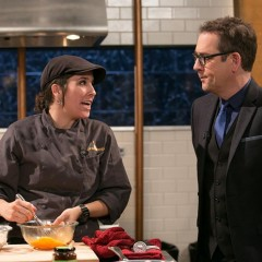 Recap #FoodTVChat with Chef Robyn Almodovar