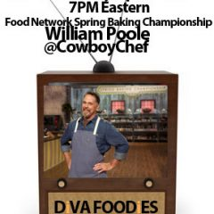 #FoodTVChat with William Poole