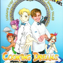 Logan Gulleff – Interview About His First Cookbook Cooking Dreams