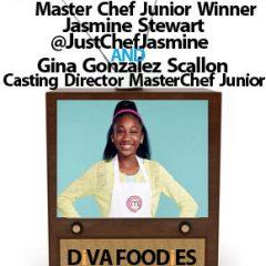#FoodTVChat: Master Chef Junior Winner Jasmine Stewart